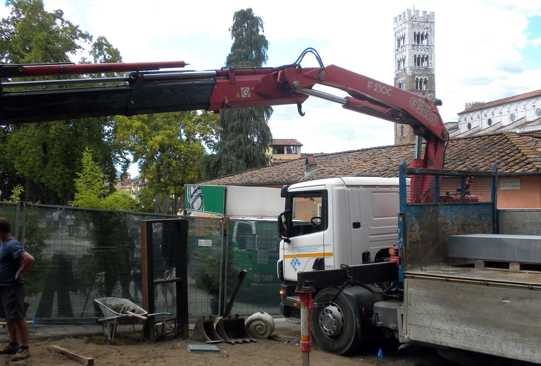 Riqualificazione Baluardo San Colombano